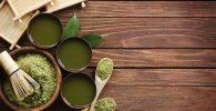 cómo preparar té matcha